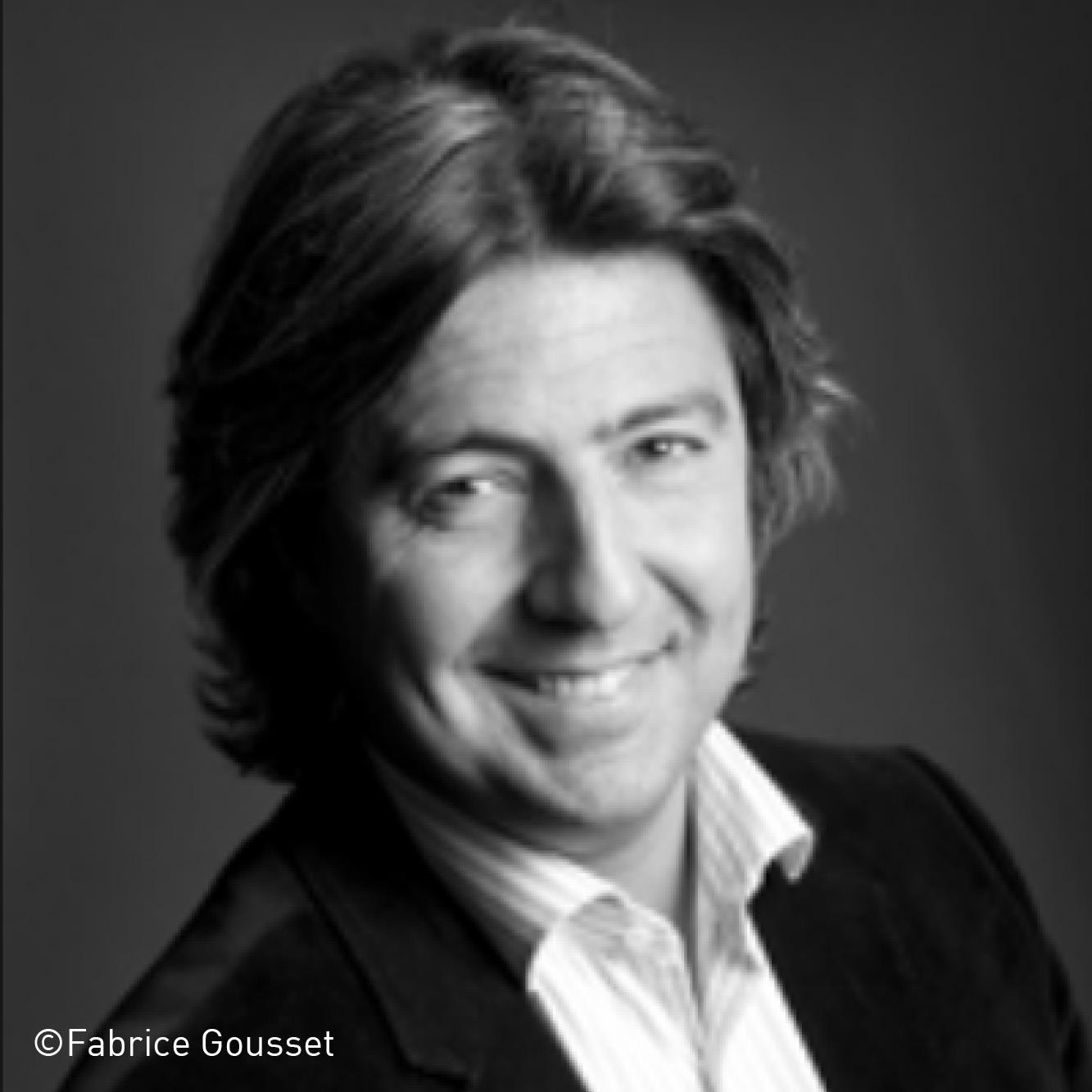 Arnaud CORNETTE DE SAINT CYR